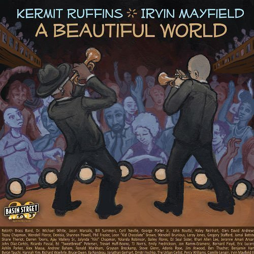 "image for article ""A Beautiful World"" - Kermit Ruffins and Irvin Mayfield [Zumic Album Review]"
