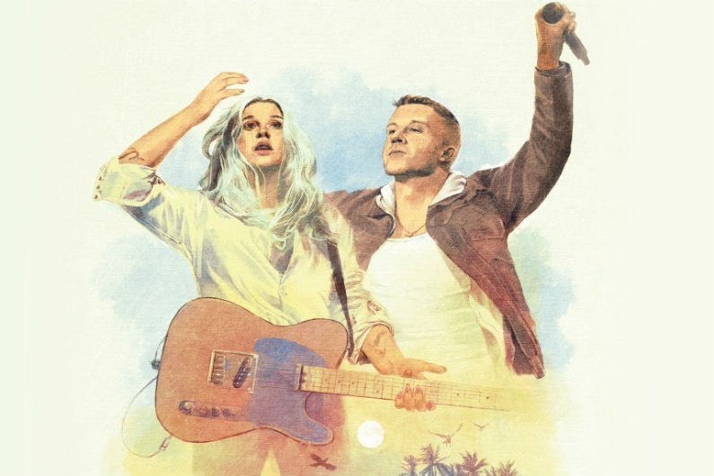image for article Kesha and Macklemore Teaming Up for 2018 Co-Headlining Tour Dates in North America