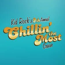 image for event Kid Rock's 9th Annual Chillin' The Most Cruise 2018