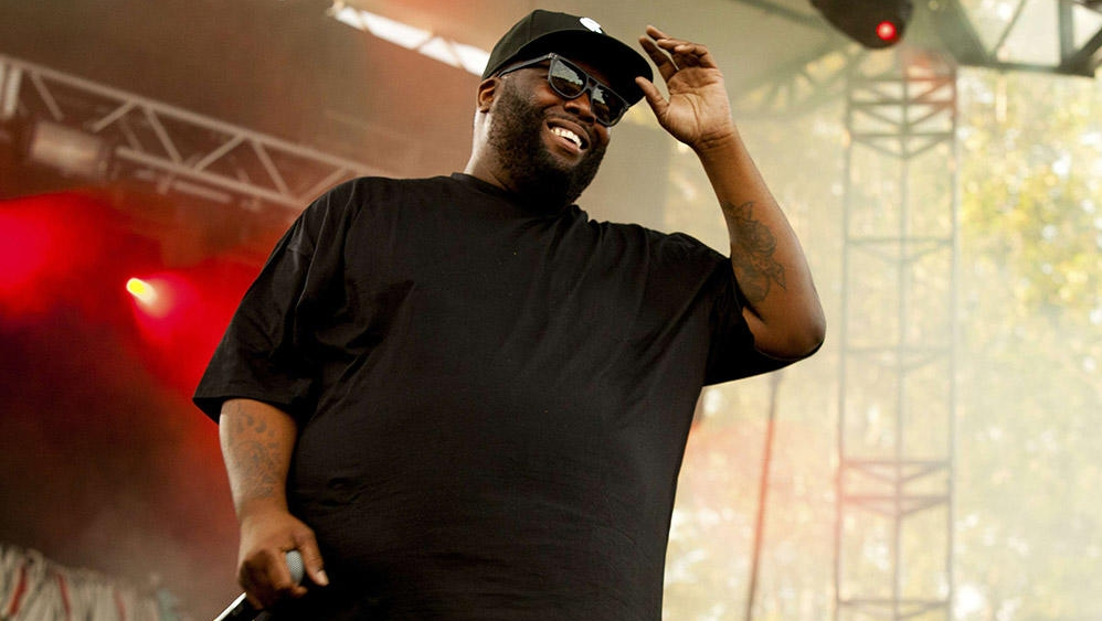 image for artist Killer Mike