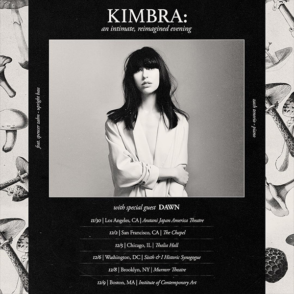 image for event Kimbra