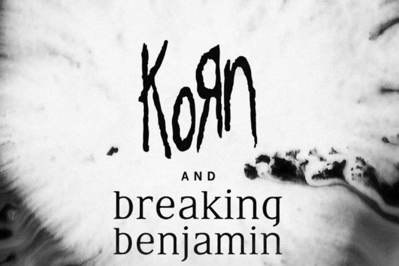 Breaking Benjamin New Album 2020.Korn Breaking Benjamin Set 2020 Tour Dates Ticket Presale