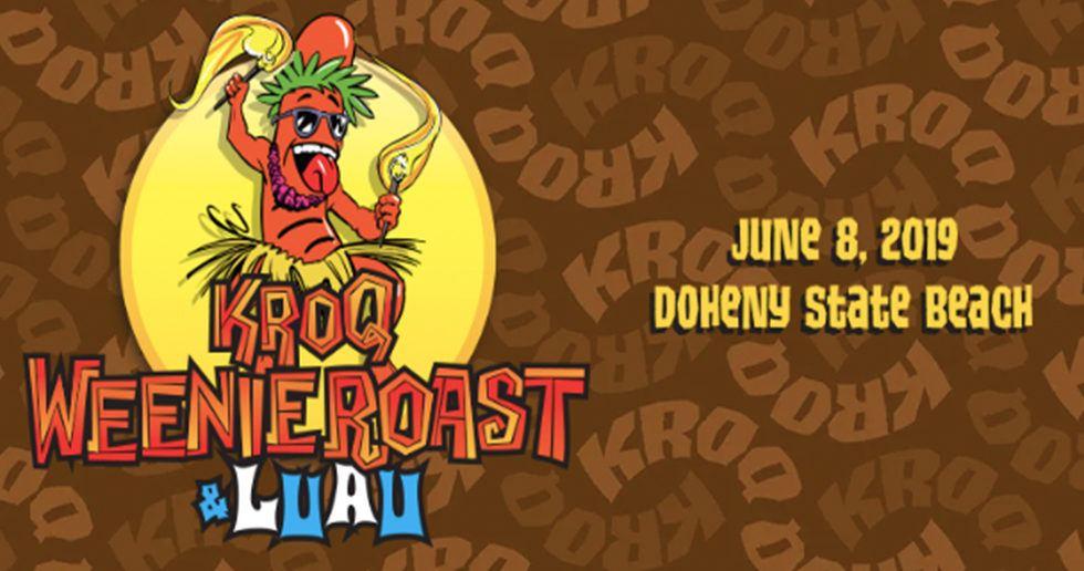 KROQ Weenie Roast & Luau at Doheny State Beach on 8 Jun 2019