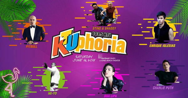 image for event 103.5 KTUs KTUphoria 2018