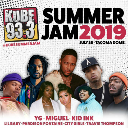 image for event KUBE Summer Jam: Yg, Miguel, Kid Ink and more