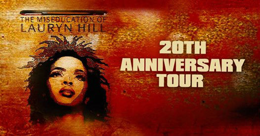 image for event Lauryn Hill, M.I.A., Busta Rhymes, Jo Mersa Marley
