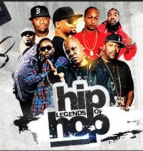 image for event Juvenile, Scarface, Too Short, DJ Quik, Bun B, and more
