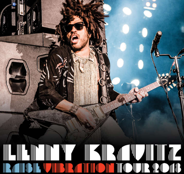 image for article Lenny Kravitz Sets 2018 Tour Dates: Ticket Presale Code & On-Sale Info