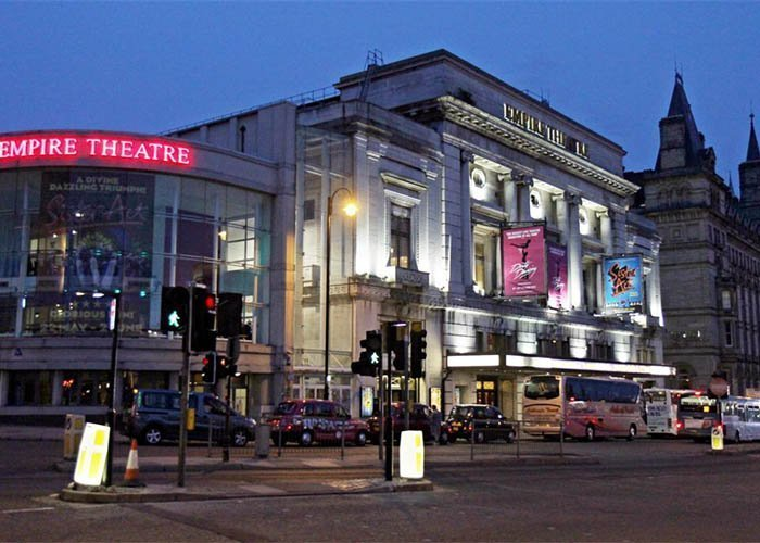 image for venue Liverpool Empire Theatre