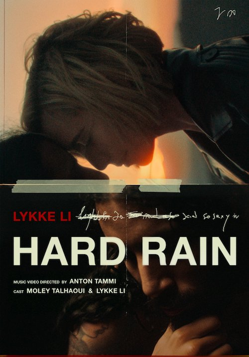 "image for article ""hard rain"" - Lykke Li [YouTube Music Video]"
