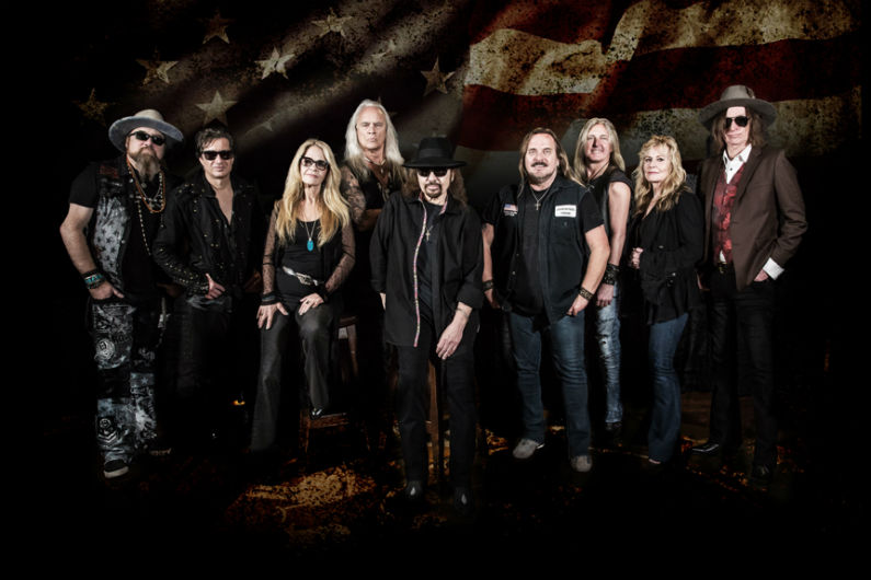 image for event Lynyrd Skynyrd, .38 Special, and Foghat