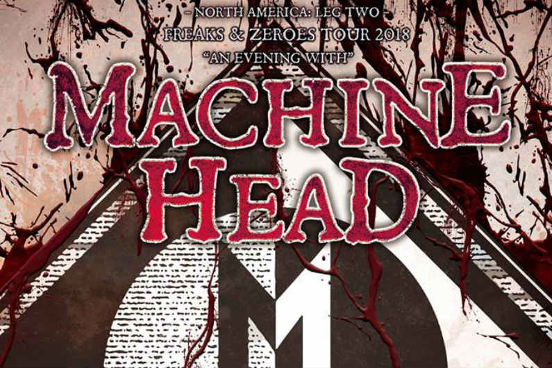 image for article Machine Head Extend 2018 Tour Dates: Ticket Presale Code & On-Sale Info