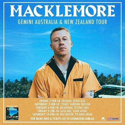 image for event Macklemore