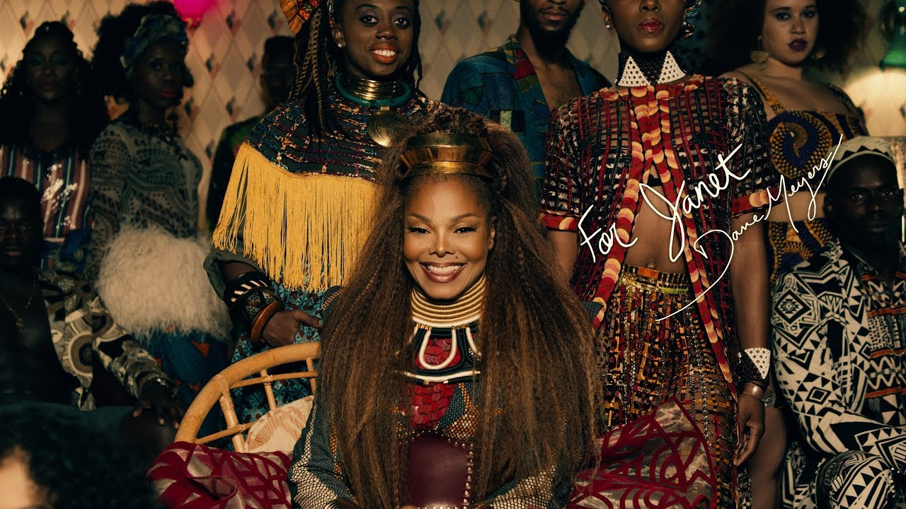 "image for article ""Made For Now"" - Janet Jackson ft Daddy Yankee [YouTube Music Video]"