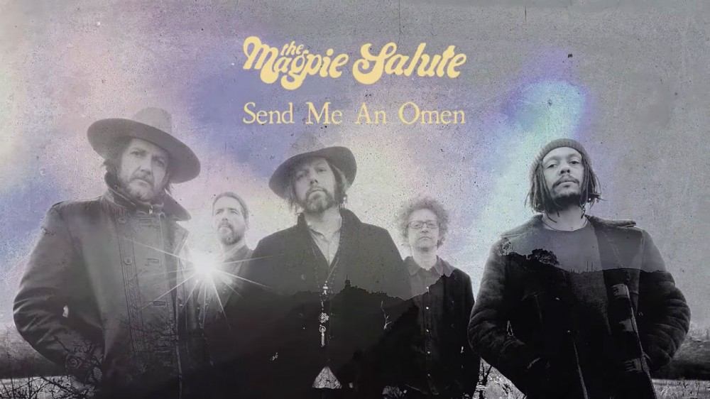 "image for article ""Send Me An Omen"" - The Magpie Salute [YouTube Music Video]"