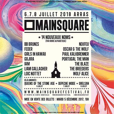 image for event Main Square Festival 2018