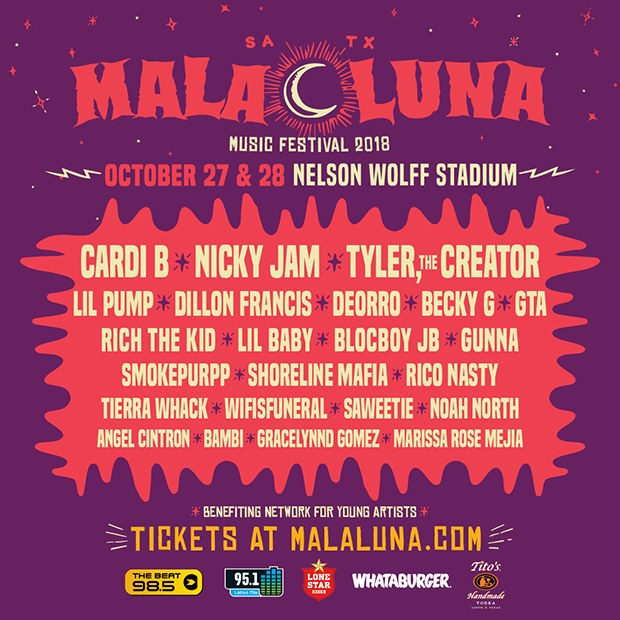 image for event Mala Luna Music Festival