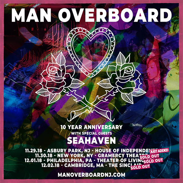 image for event Man Overboard