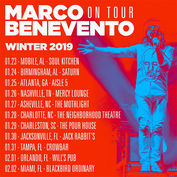 image for event Marco Benevento and The Shacks