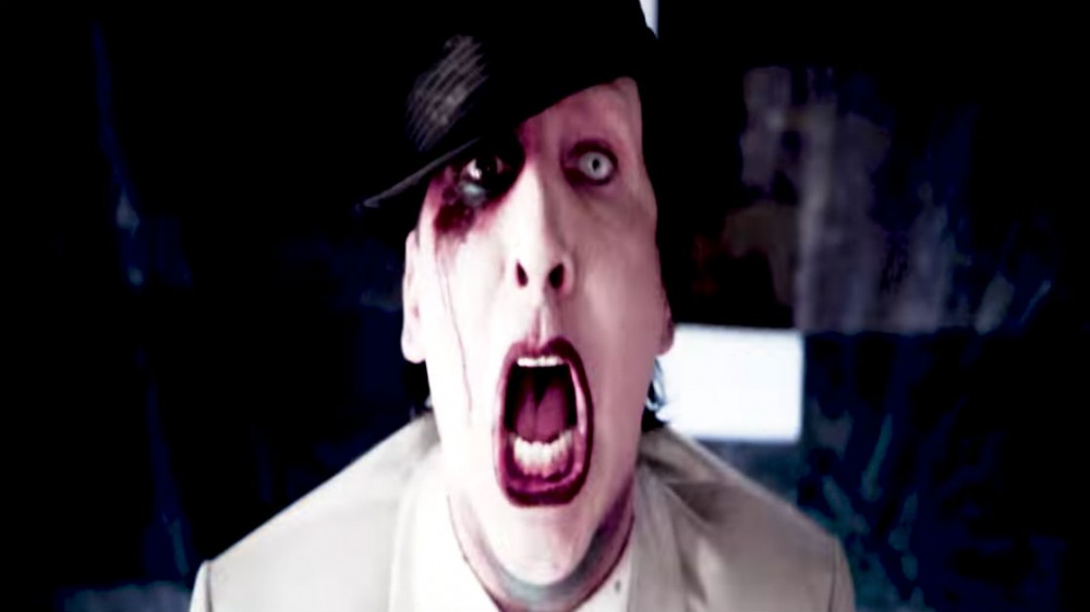 "image for article ""Tattooed In Reverse""- Marilyn Manson  [YouTube Music Video]"