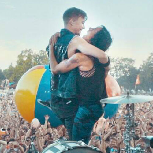 image for article Matt and Kim Plan 2018 Tour Dates: Ticket Presale Code & On-Sale Info