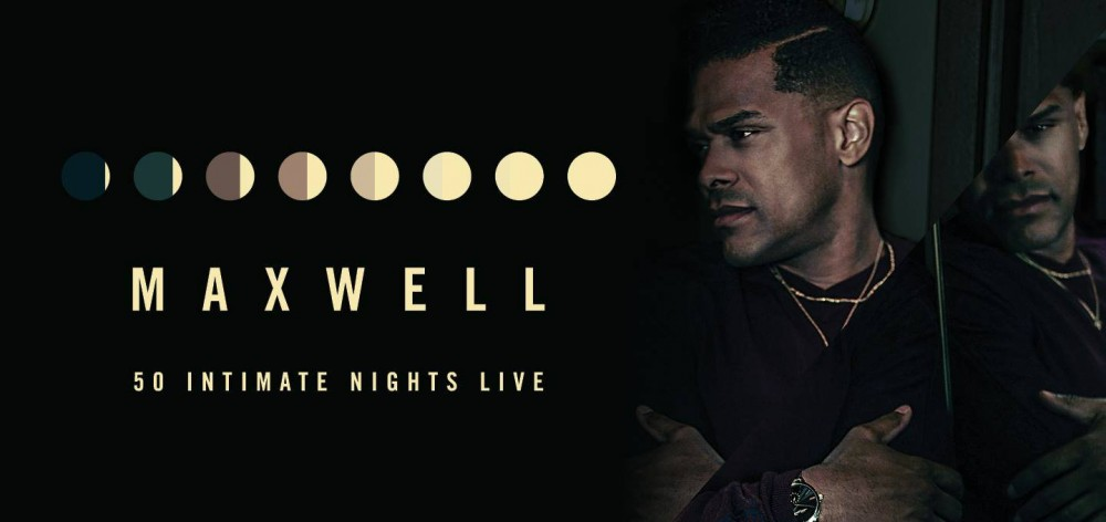 image for article Maxwell Sets 2018 Tour Dates: Ticket Presale Code & On-Sale Info