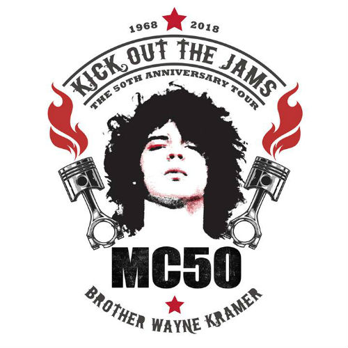 image for article MC5 Celebrate 50 Years of 'Kick Out The Jams' with 2018 Tour Dates: Ticket Presale Code & On-Sale Info