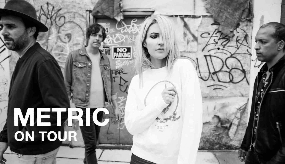 image for article Metric Adds 2019 Tour Dates: Ticket Presale Code & On-Sale Info