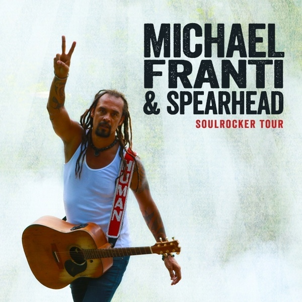 image for event Michael Franti and Spearhead