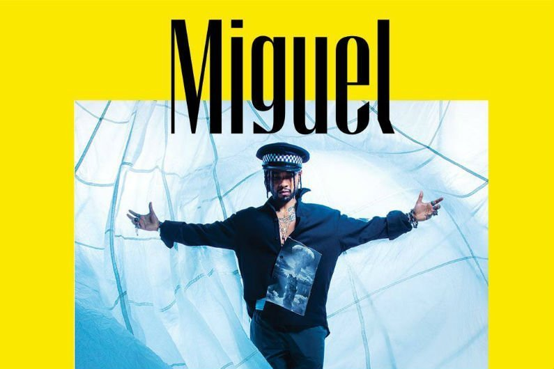 image for article Miguel Unveils 2018 'The War & Leisure Tour' Dates: Ticket Presale Code & On-Sale Info