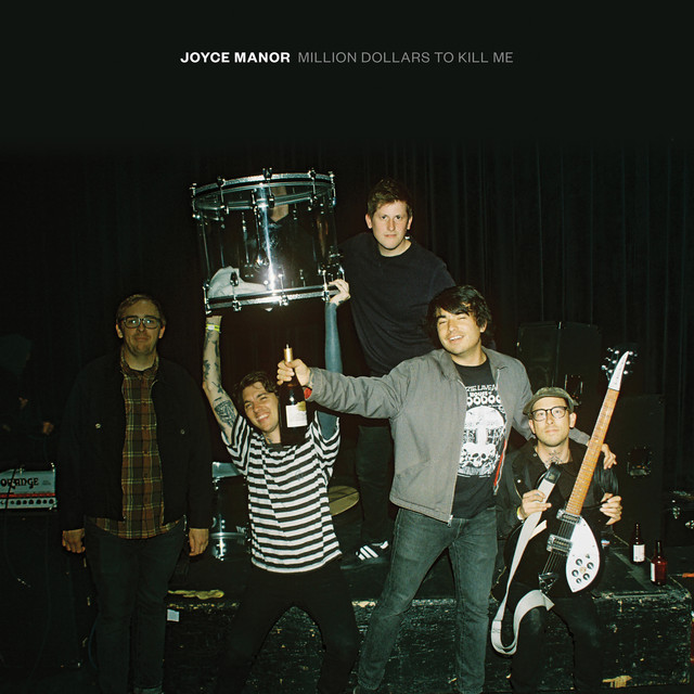 "image for article ""Million Dollars To Kill Me"" - Joyce Manor [Full Album Stream + Zumic Review]"