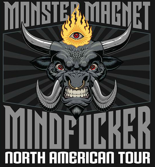 image for article Monster Magnet Sets 2018 Tour Dates: Ticket Presale Code & On-Sale Info