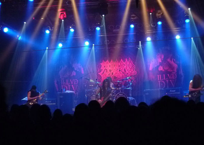 image for event Morbid Angel