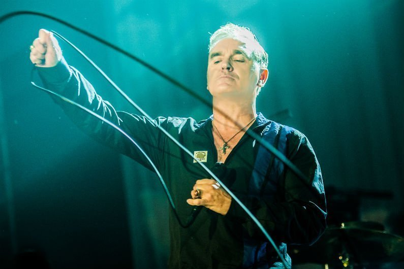 image for article Morrissey Sets 2017-2018 Tour Dates: Ticket Presale Code & On-Sale Info