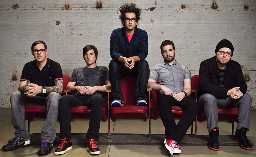 Motion City Soundtrack at House Of Blues - Chicago on 31 Dec 2019