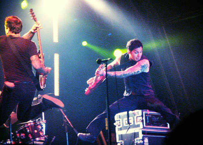 image for artist MxPx