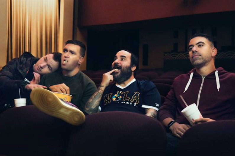 image for article New Found Glory Reveals 2019 Tour Dates: Ticket Presale Code & On-Sale Info