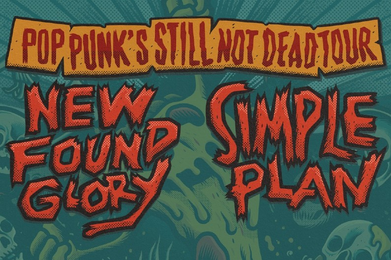 image for event New Found Glory, Simple Plan, and LOLO
