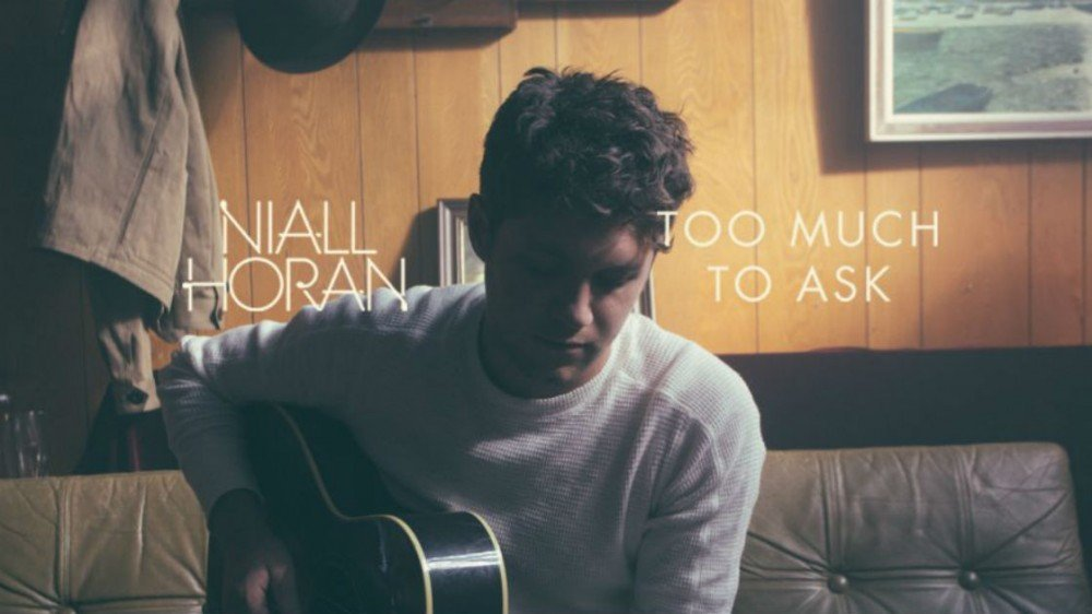 "image for article ""Too Much To Ask"" - Niall Horan [YouTube Music Video]"