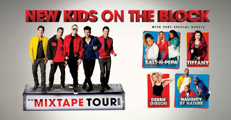 image for article New Kids On The Block Plan 2019 Tour Dates: Ticket Presale Code & On-Sale Info