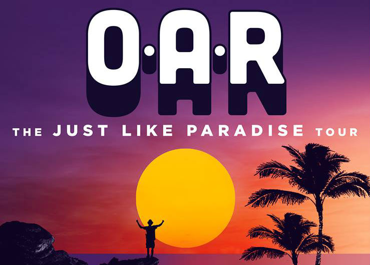 image for article O.A.R. Adds 2018 Tour Dates: Ticket Presale Code & On-Sale Info