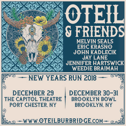 image for event Oteil & Friends