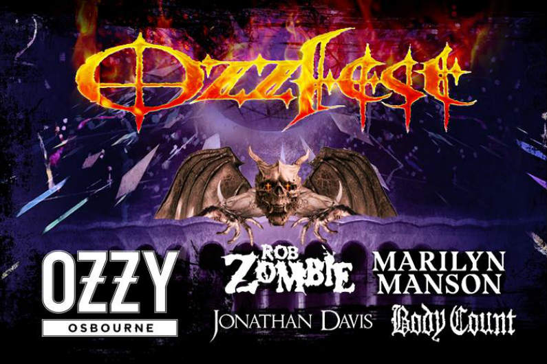 image for article Ozzfest 2018 Reveals Initial Lineup: Ticket Presale Code & On-Sale Info