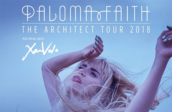 image for event Paloma Faith and XamVolo