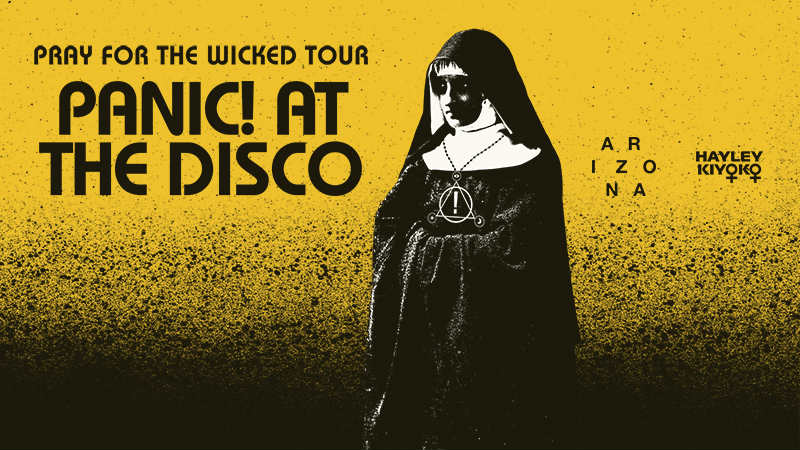 image for article Panic! At The Disco Shares 2018 Tour Dates: Ticket Presale & On-Sale Info