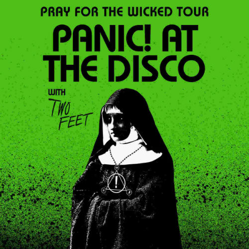image for article Panic! At The Disco Add 2018-2019 Tour Dates: Ticket Presale & On-Sale Info