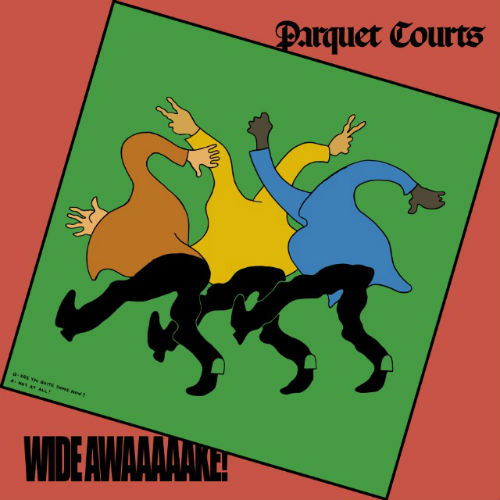 "image for article ""Almost Had To Start A Fight / In And Out Of Patience"" - Parquet Courts [YouTube Music Video]"