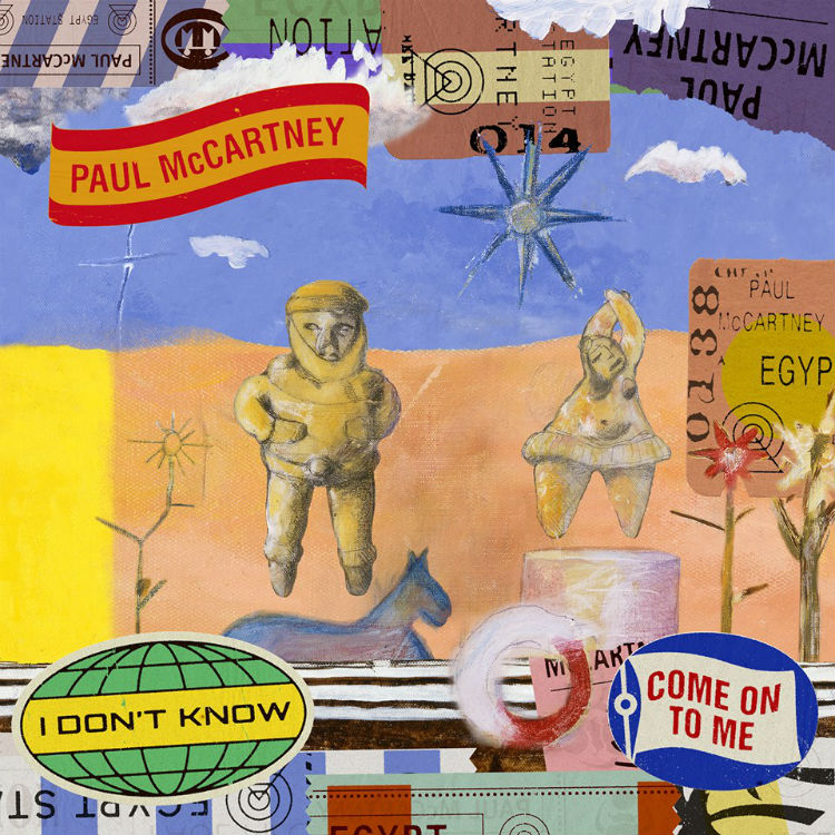 "image for article ""I Don't Know"" & ""Come On To Me"" - Paul McCartney [YouTube Lyric Videos]"