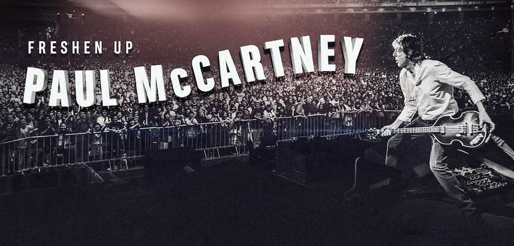 image for article Paul McCartney Plans 2018 Tour Dates: Ticket Presale Code & On-Sale Info