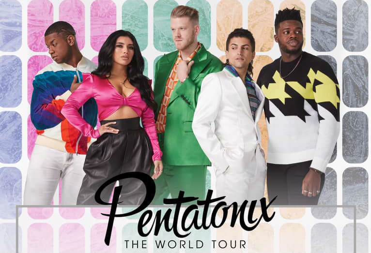image for article Pentatonix Plot 2019 Tour Dates: Ticket Presale Code & On-Sale Info